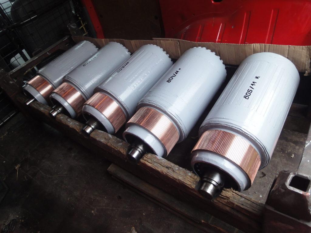 5 nowych silników
