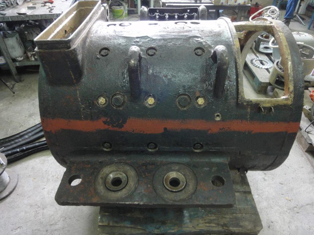 obudowa silnika